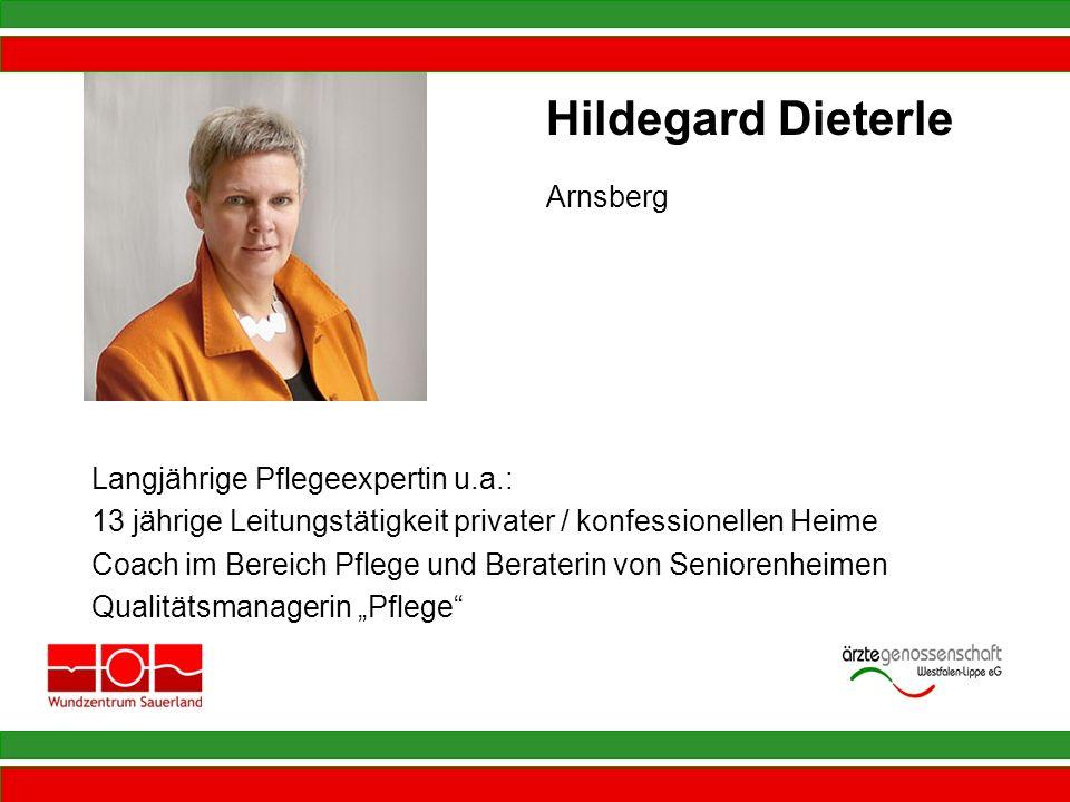 Hildegard Dieterle Arnsberg