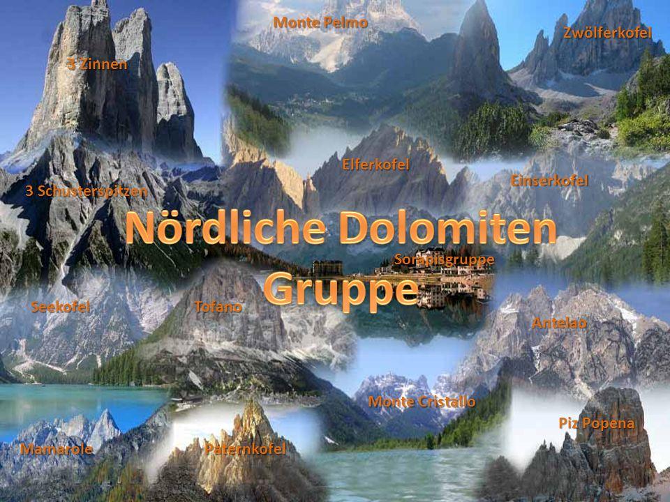 Nördliche Dolomiten Gruppe