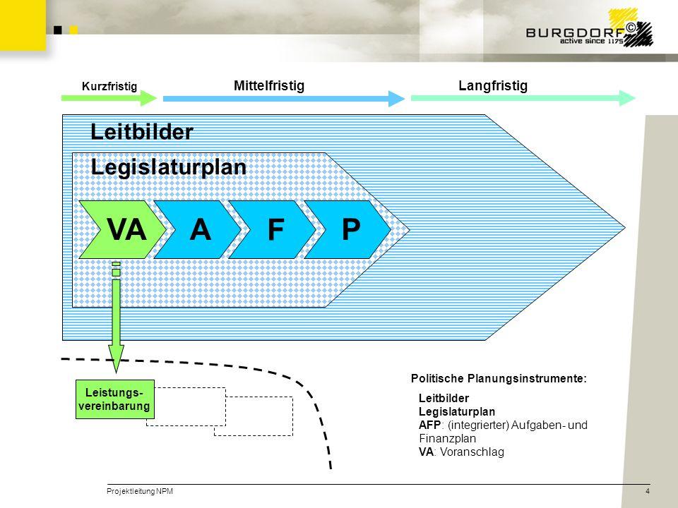 Politische Planungsinstrumente: