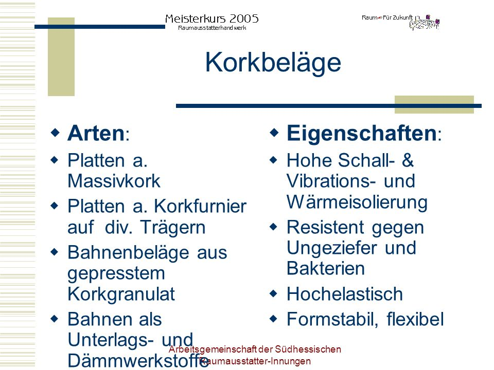 Arbeitsgemeinschaft der Südhessischen Raumausstatter-Innungen