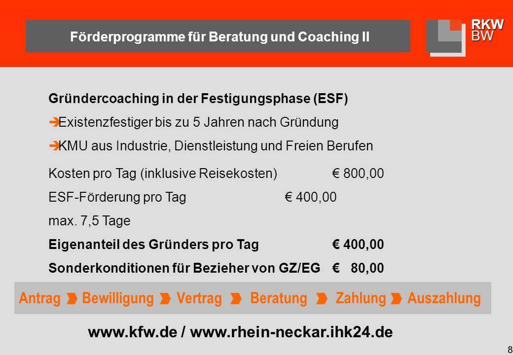 www.kfw.de / www.rhein-neckar.ihk24.de