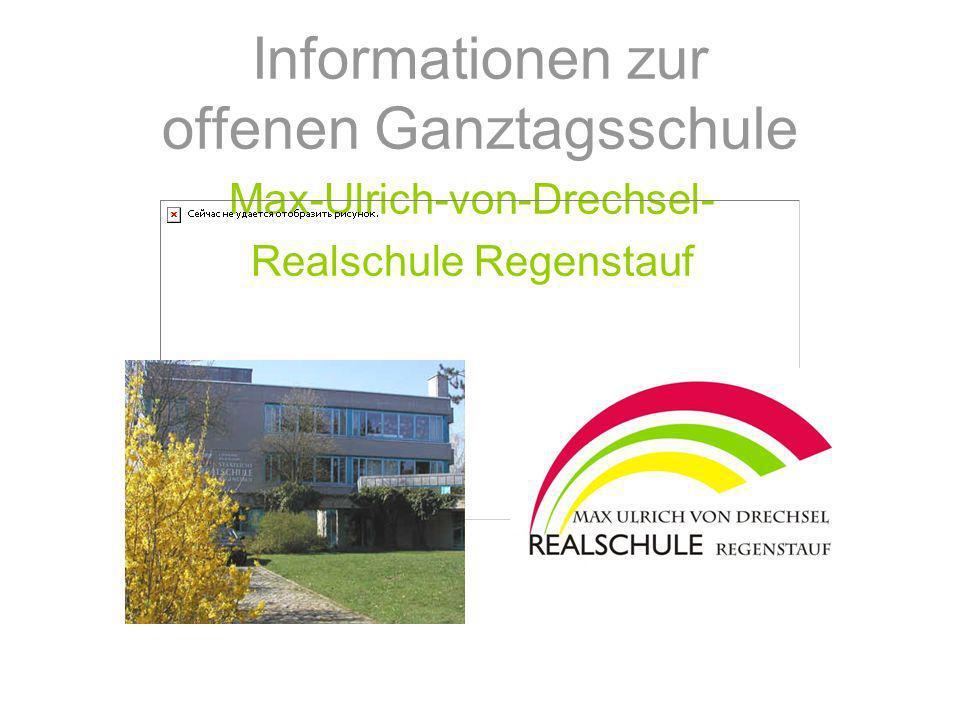 Informationen zur offenen Ganztagsschule