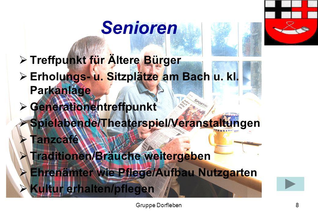 Senioren Treffpunkt für Ältere Bürger