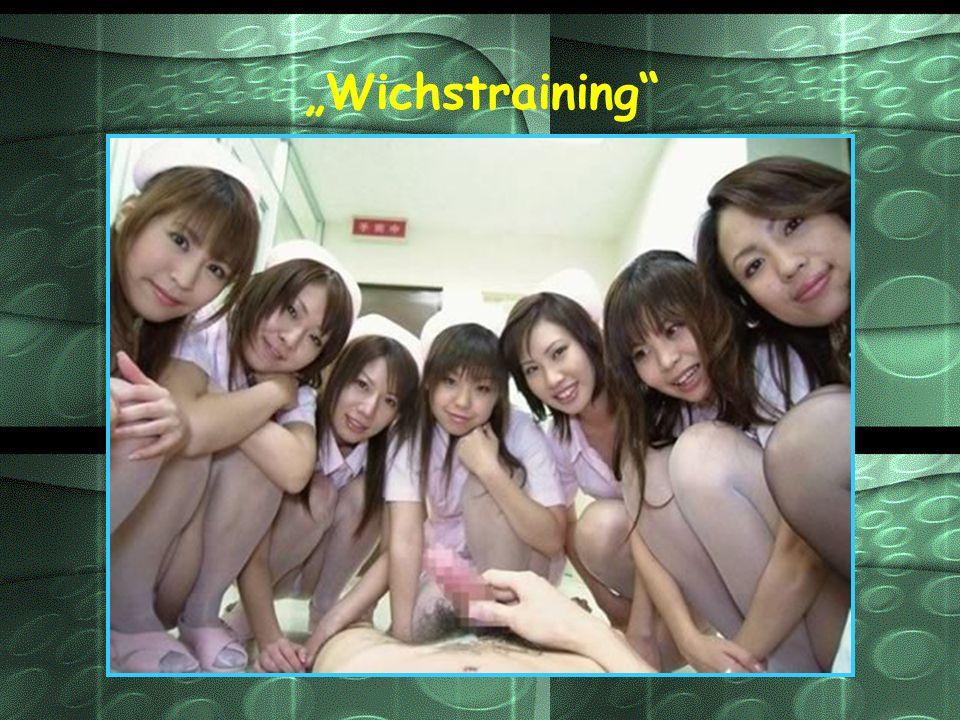 """Wichstraining"
