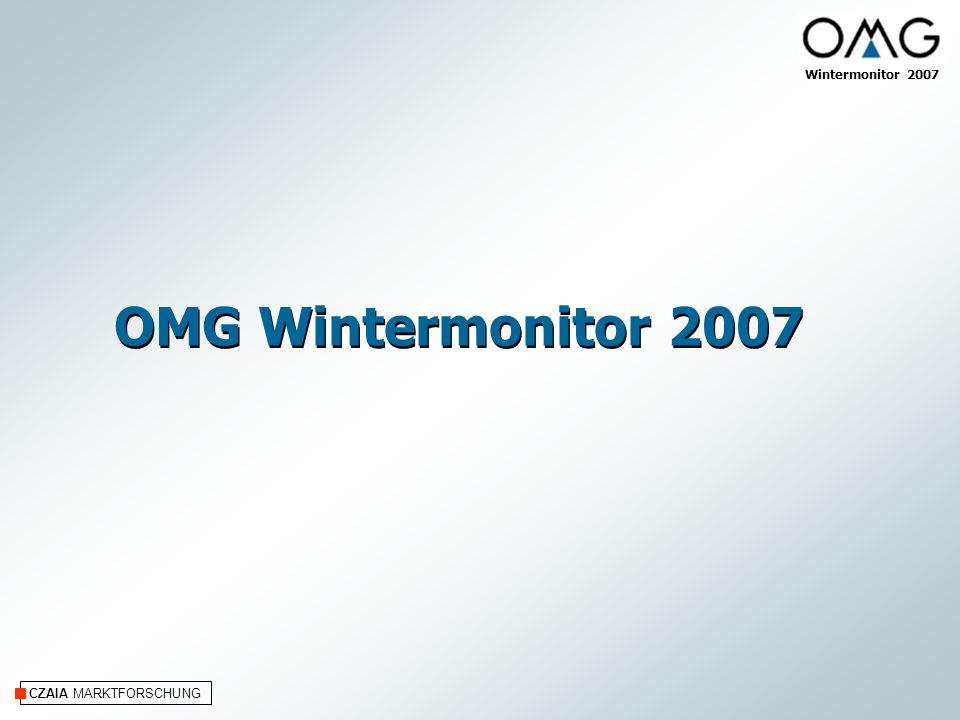 OMG Wintermonitor 2007