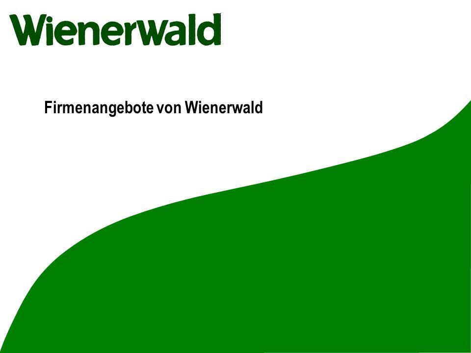 Firmenangebote von Wienerwald