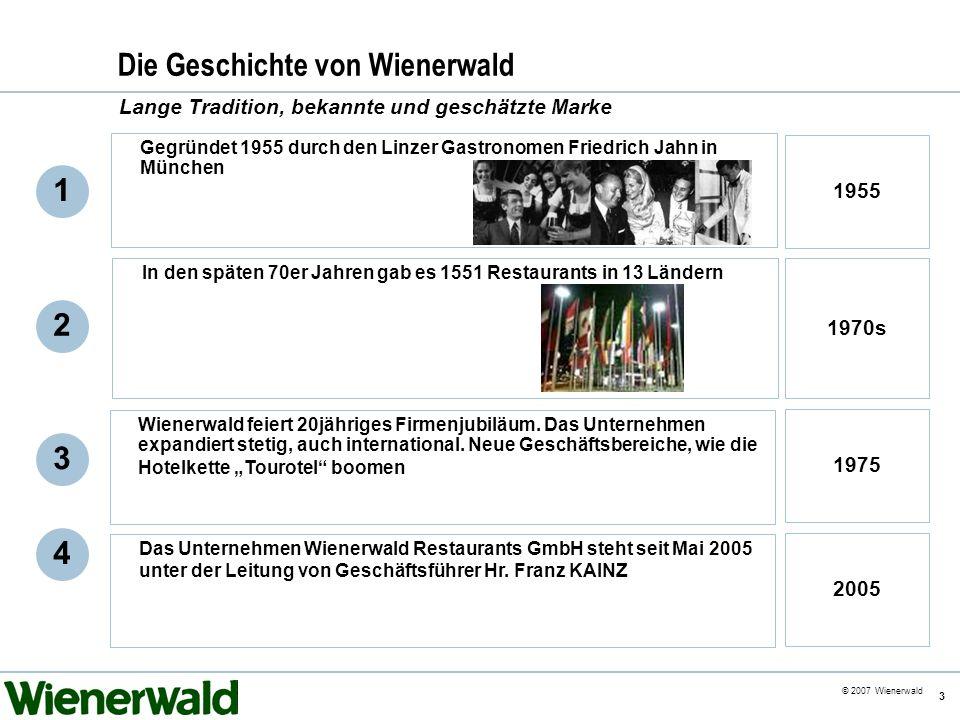 Die Geschichte von Wienerwald