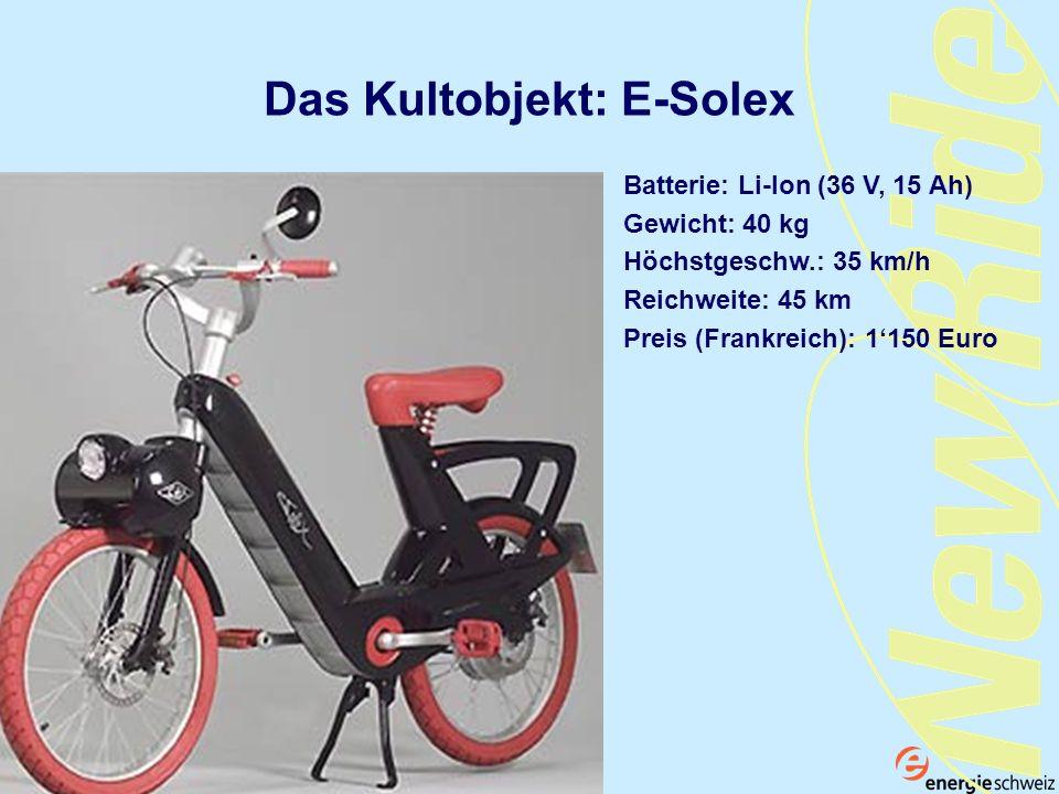 Das Kultobjekt: E-Solex