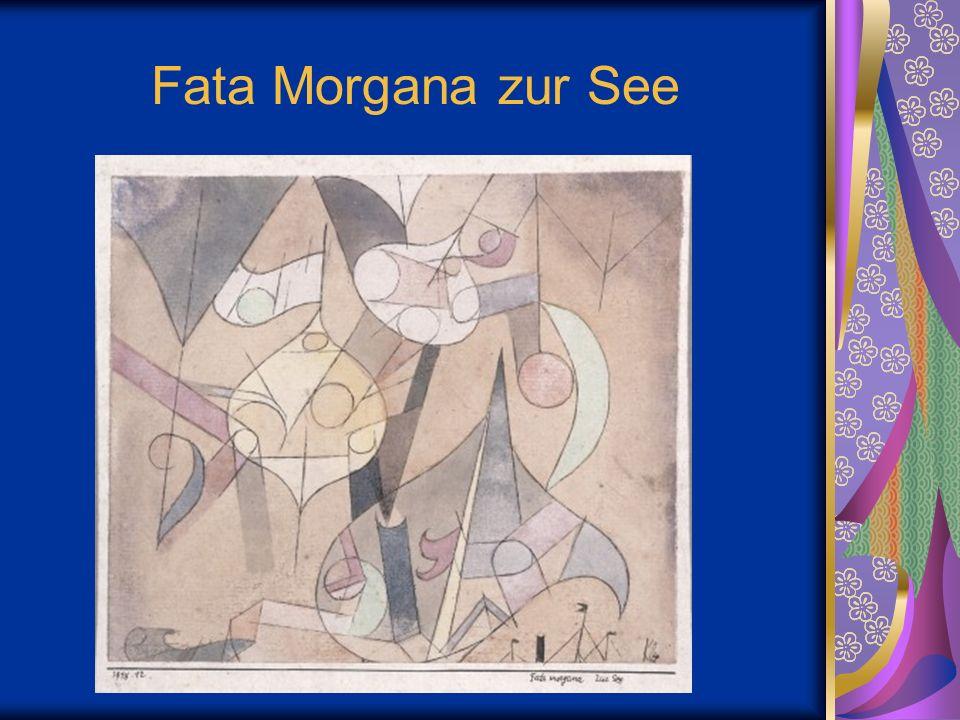 Fata Morgana zur See