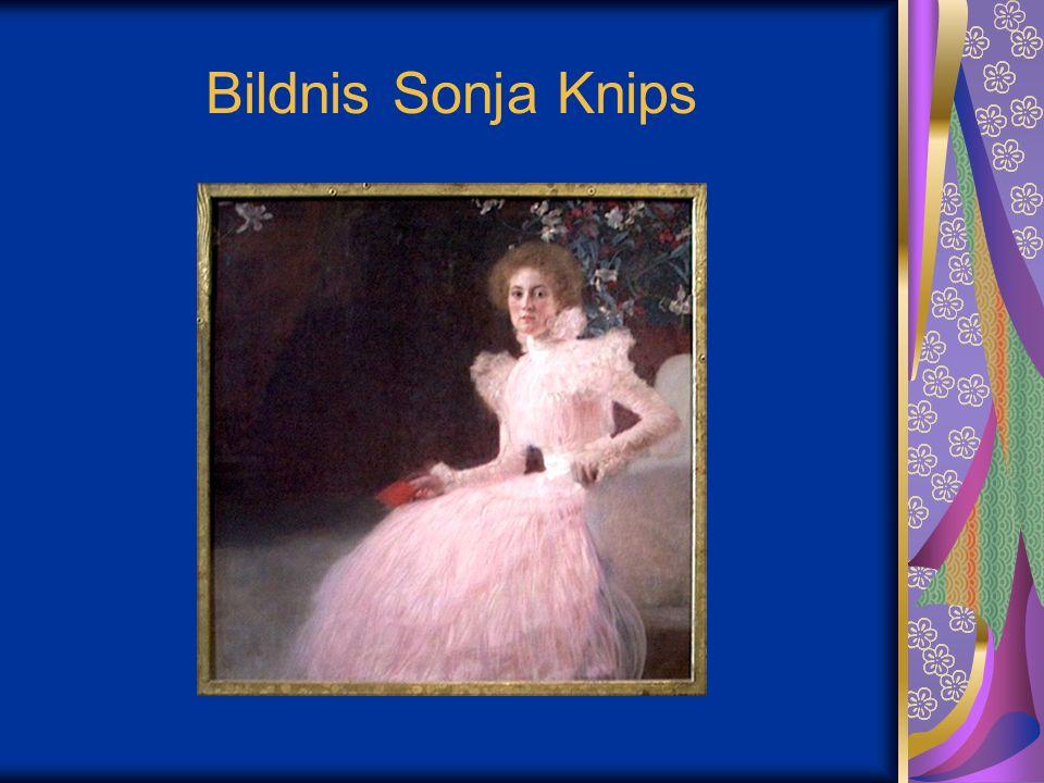 Bildnis Sonja Knips