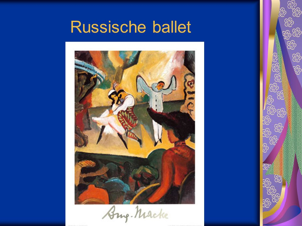 Russische ballet