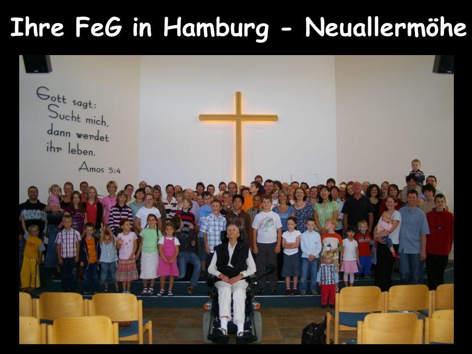 Ihre FeG in Hamburg - Neuallermöhe
