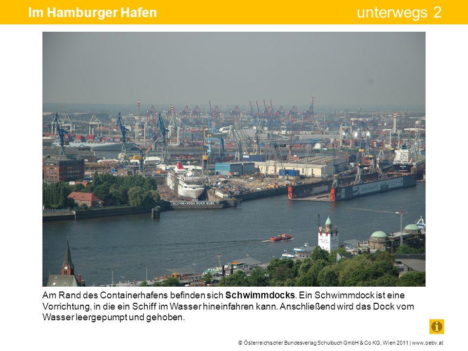 Im Hamburger Hafen