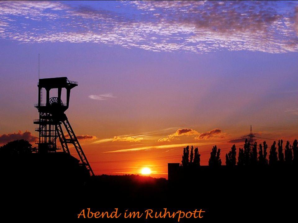 Abend im Ruhrpott