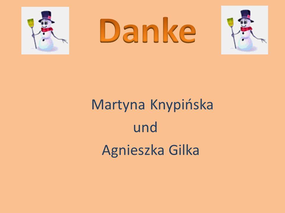 Martyna Knypińska und Agnieszka Gilka