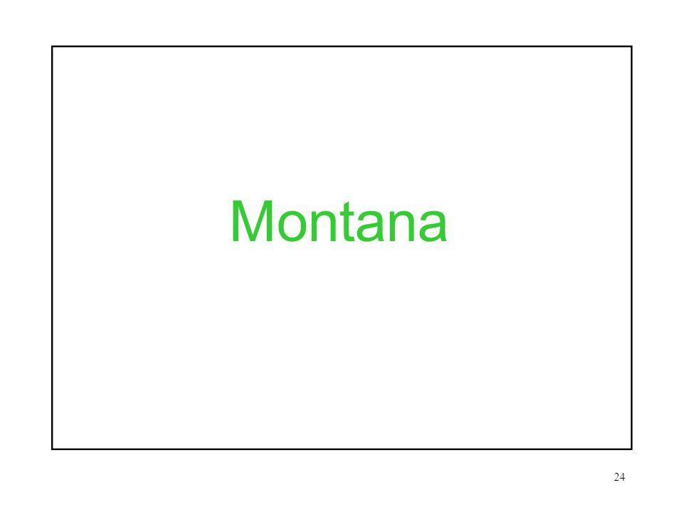 Montana Montana
