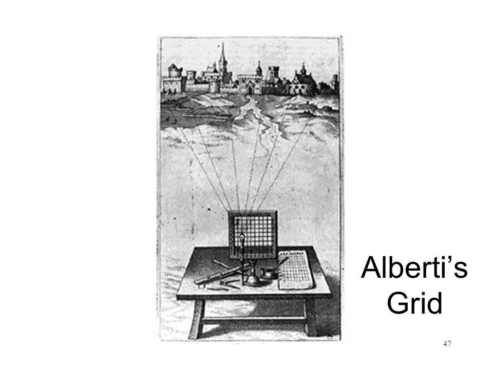 Alberti's Grid
