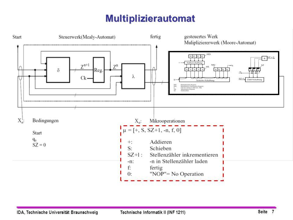 Multiplizierautomat