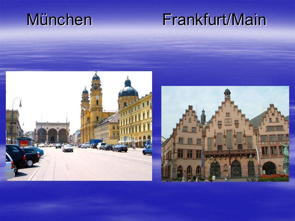 München Frankfurt/Main