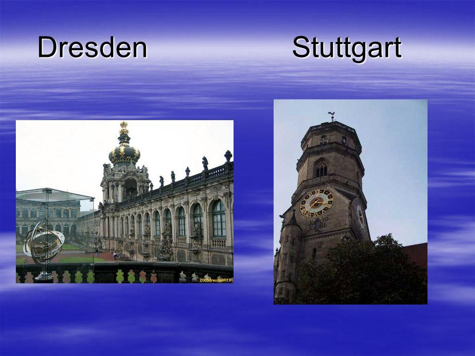 Dresden Stuttgart