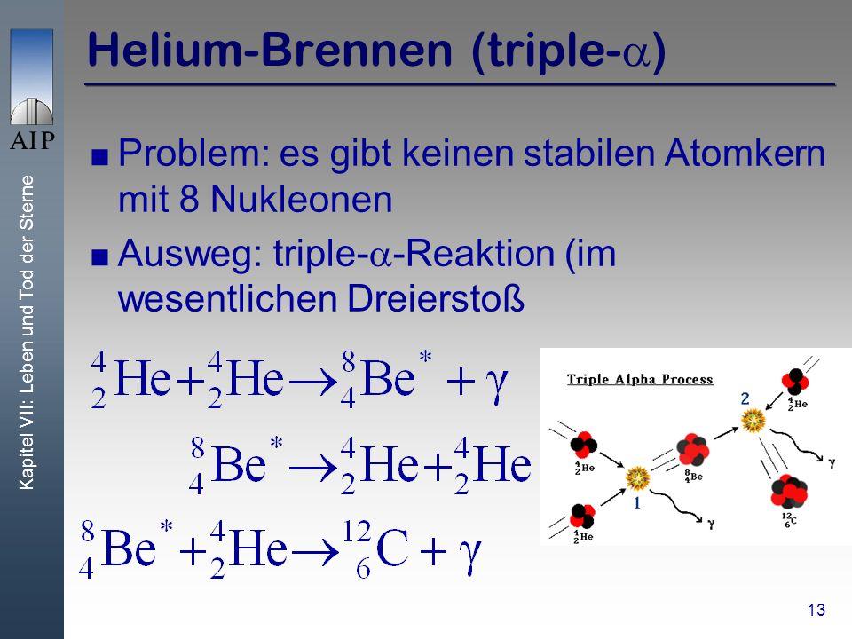 Helium-Brennen (triple-)