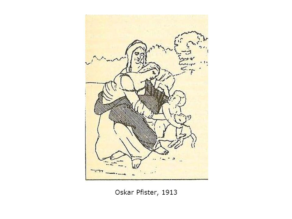 Oskar Pfister, 1913