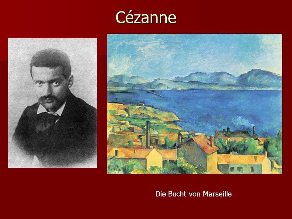 Cézanne Die Bucht von Marseille