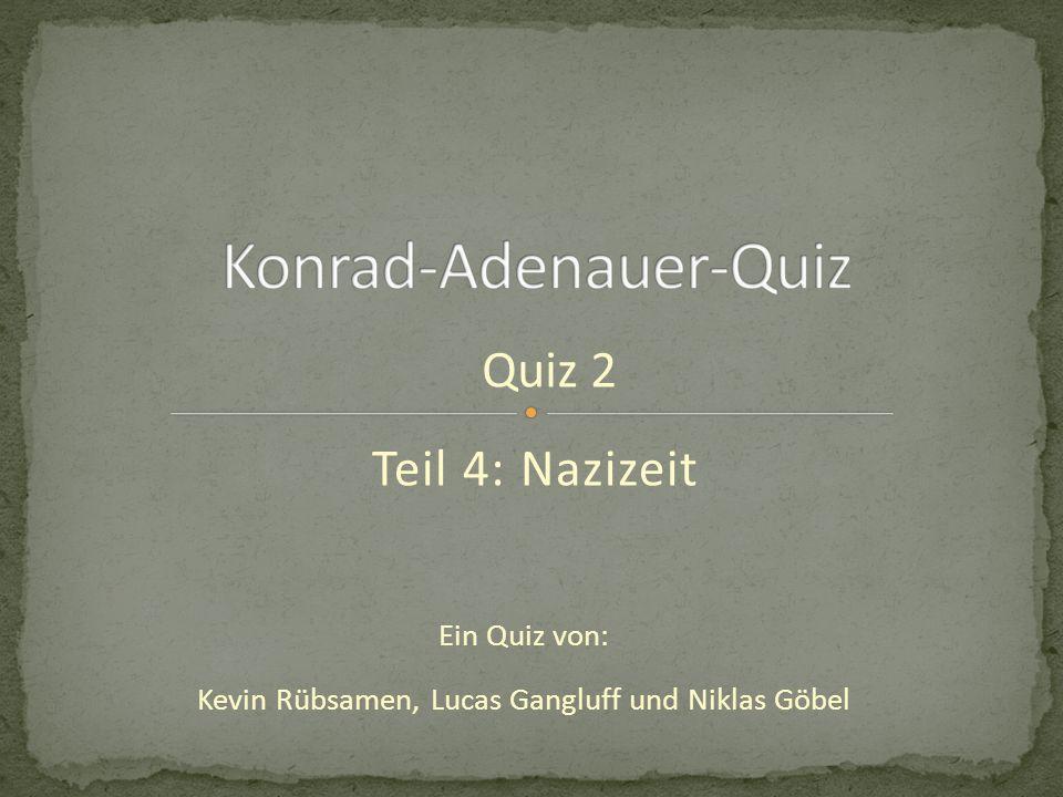 Kevin Rübsamen, Lucas Gangluff und Niklas Göbel