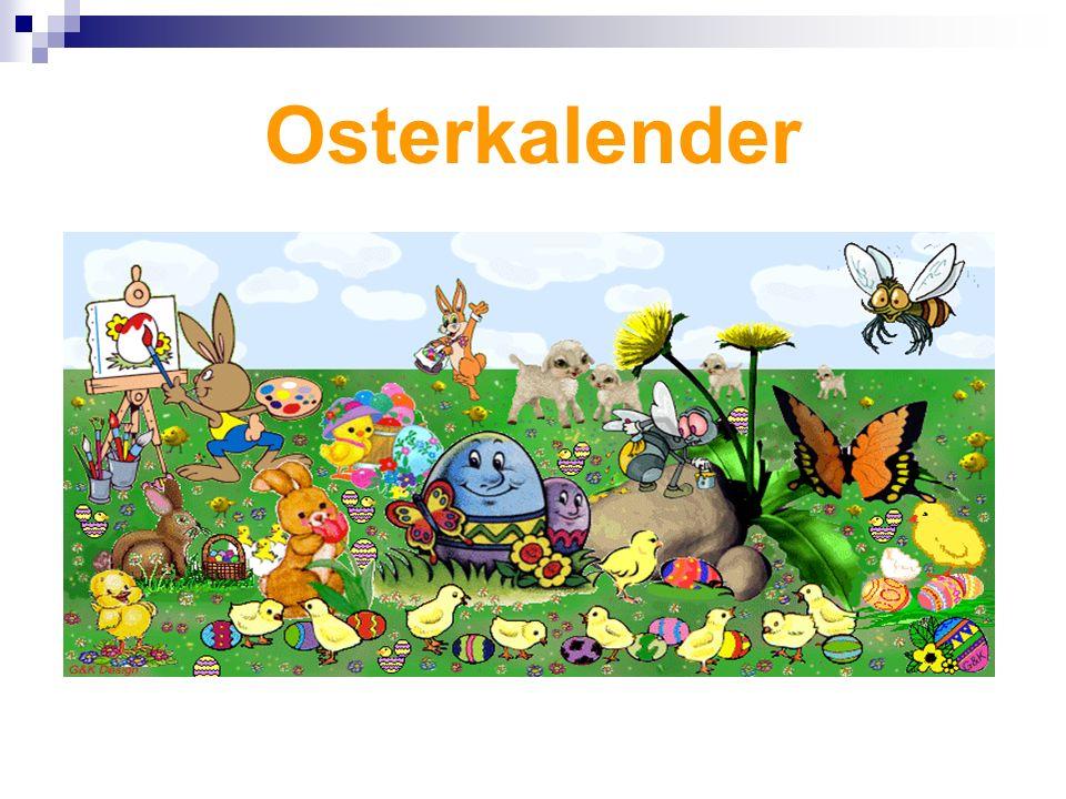Osterkalender