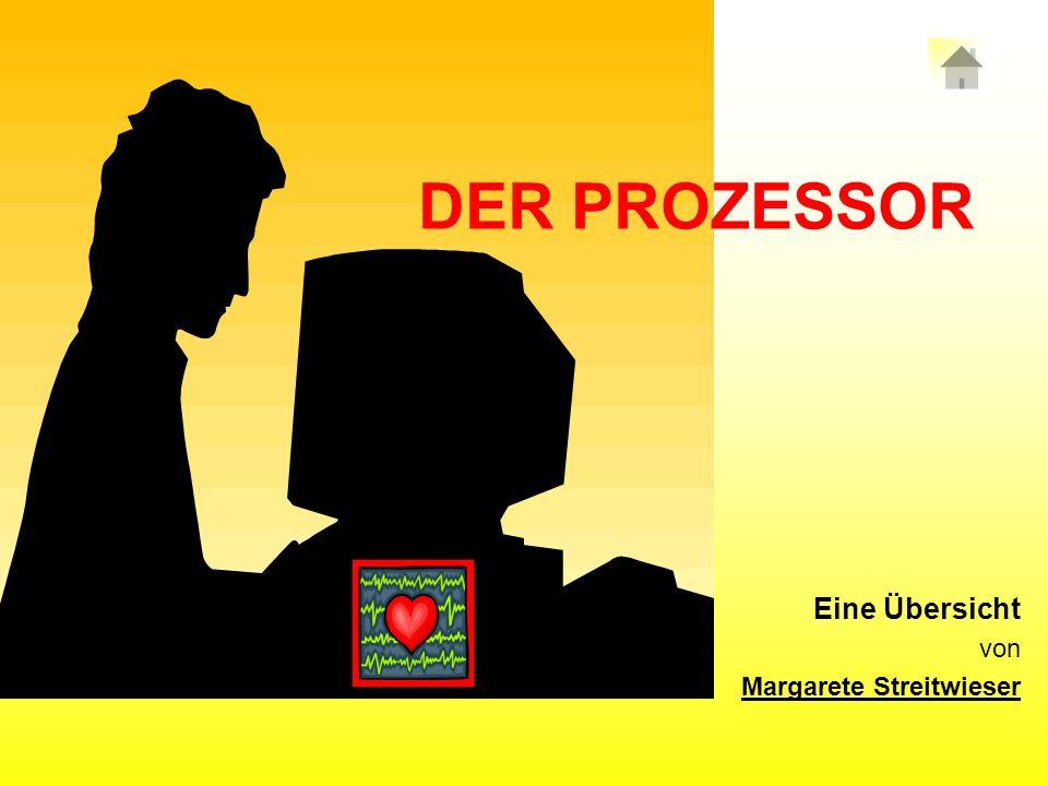 Eine Übersicht von Margarete Streitwieser