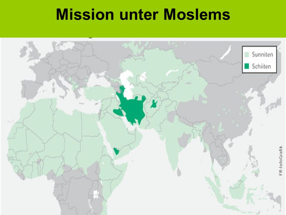 Mission unter Moslems