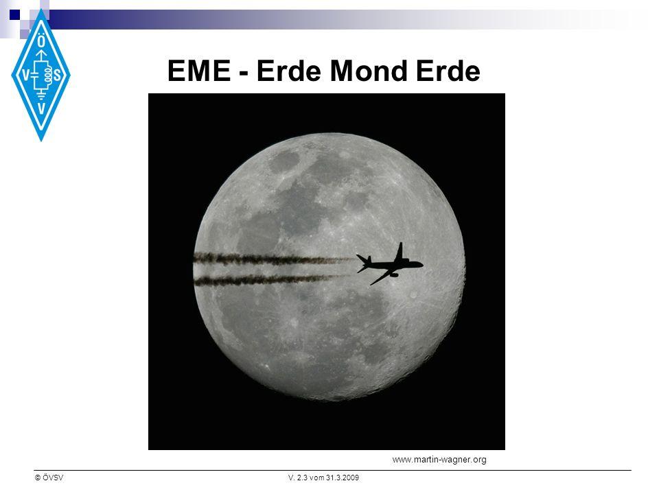 EME - Erde Mond Erde www.martin-wagner.org