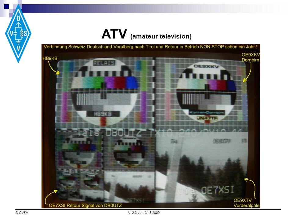 ATV (amateur television)