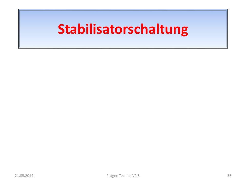 Stabilisatorschaltung
