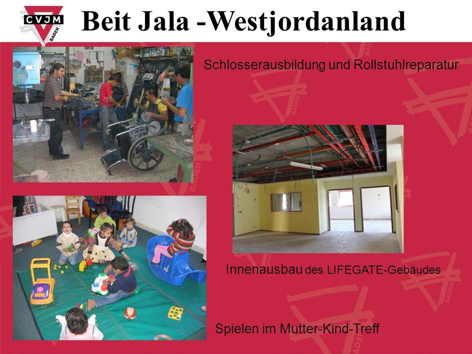 Beit Jala -Westjordanland