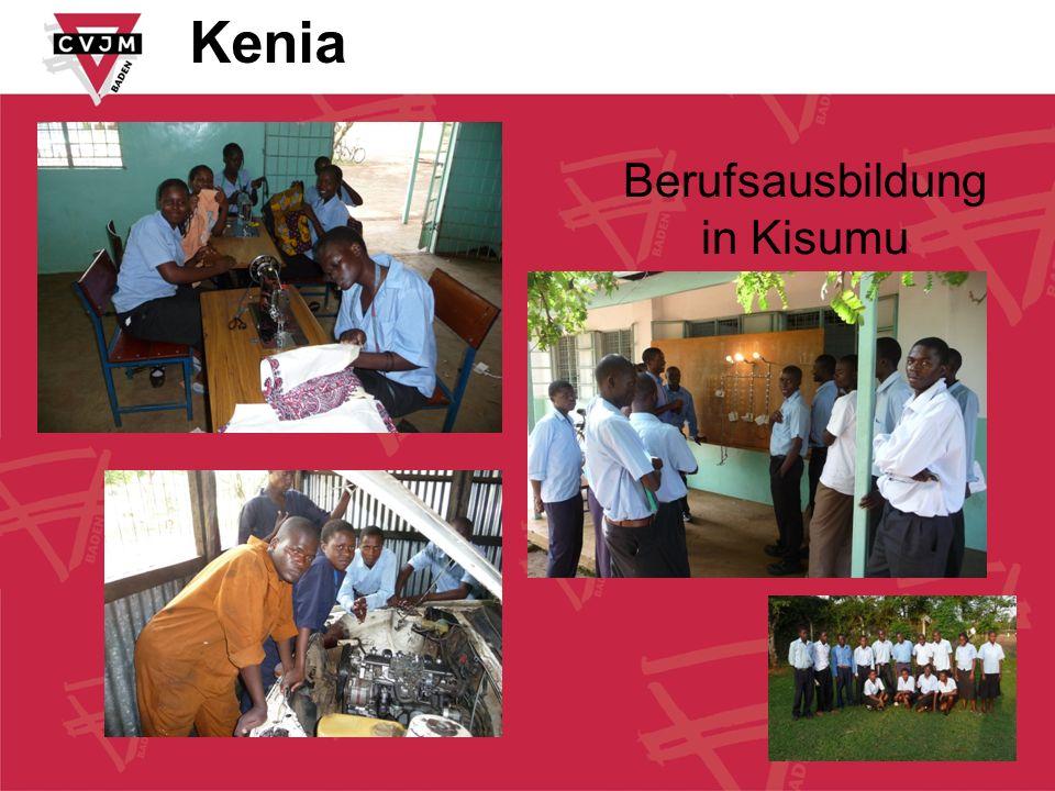 Berufsausbildung in Kisumu