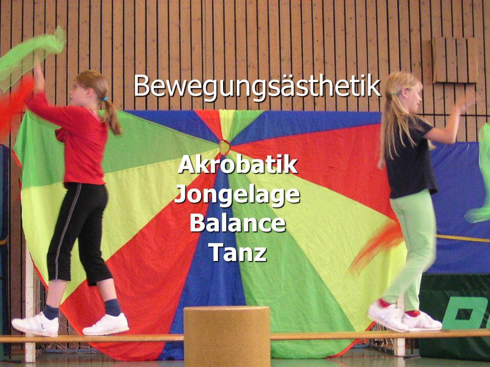 Akrobatik Jongelage Balance Tanz