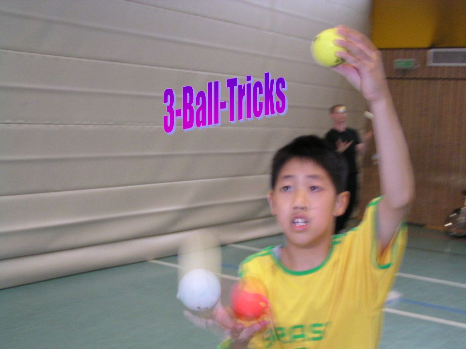 3-Ball-Tricks
