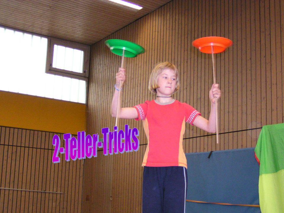 2-Teller-Tricks