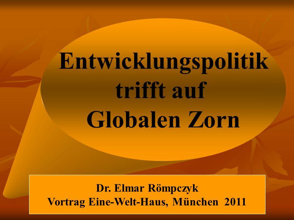 Vortrag Eine-Welt-Haus, München 2011