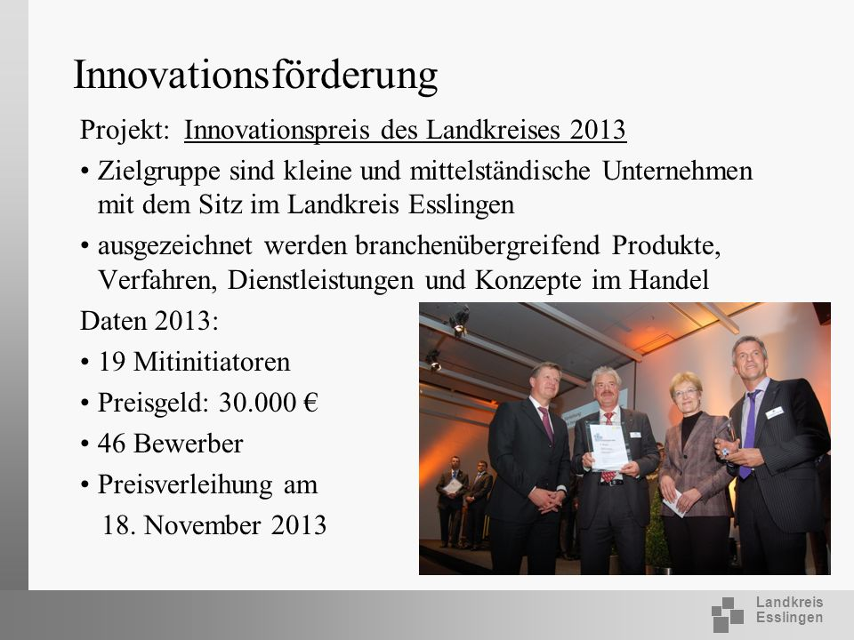 Innovationsförderung