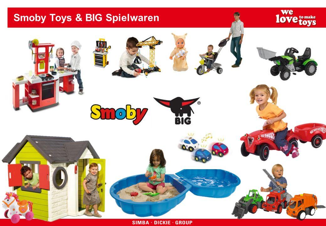 Smoby Toys & BIG Spielwaren