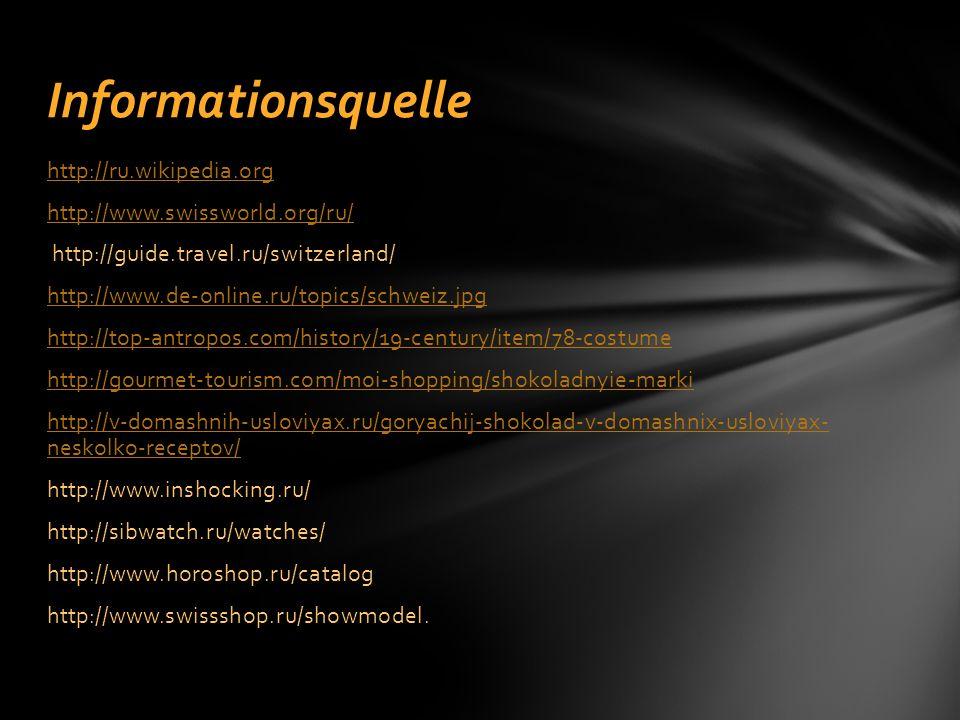 Informationsquelle