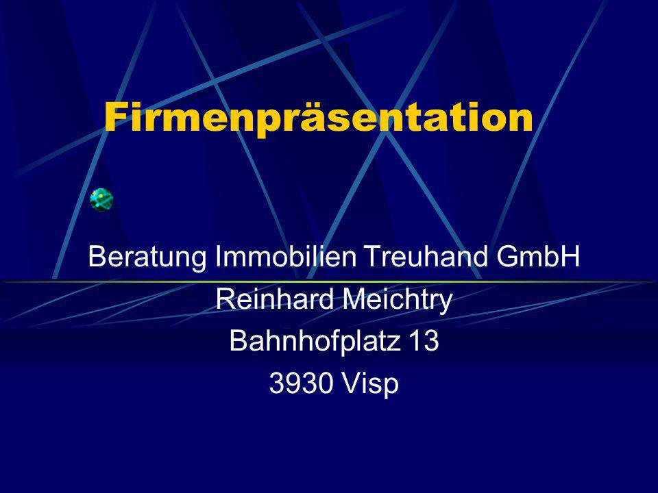 Beratung Immobilien Treuhand GmbH