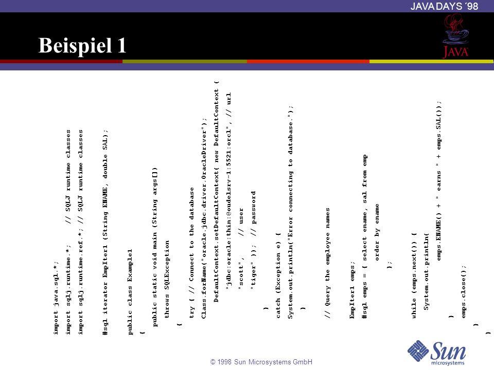 Beispiel 1 DefaultContext.setDefaultContext( new DefaultContext (