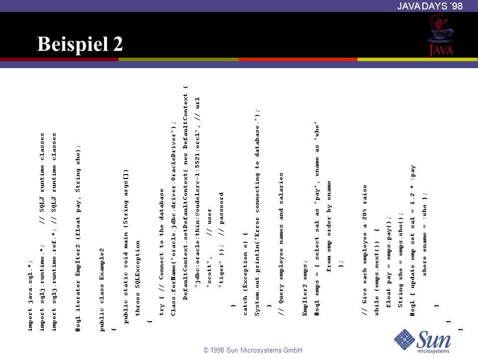 Beispiel 2 DefaultContext.setDefaultContext( new DefaultContext (