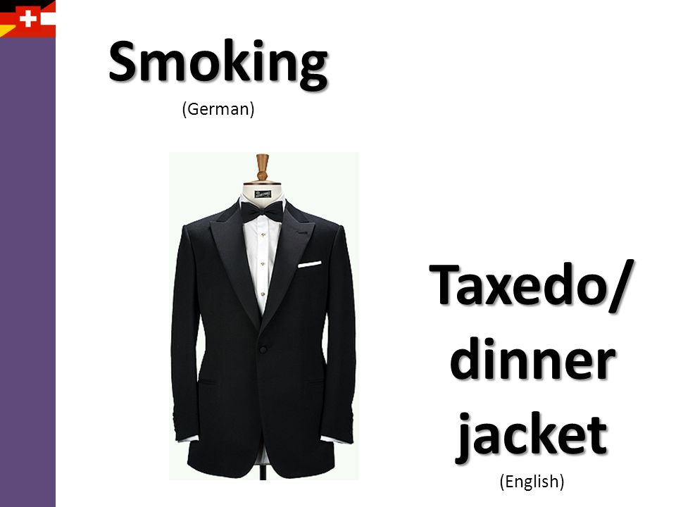Smoking Taxedo/ dinner jacket