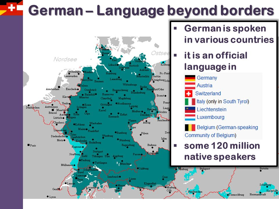 German – Language beyond borders