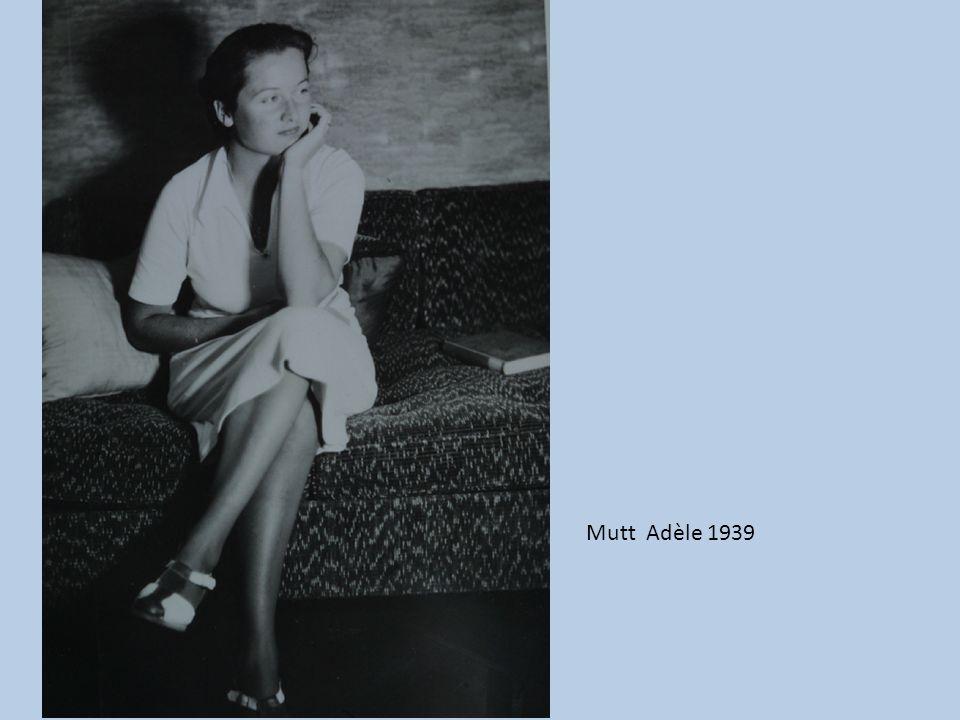 Mutt Adèle 1939