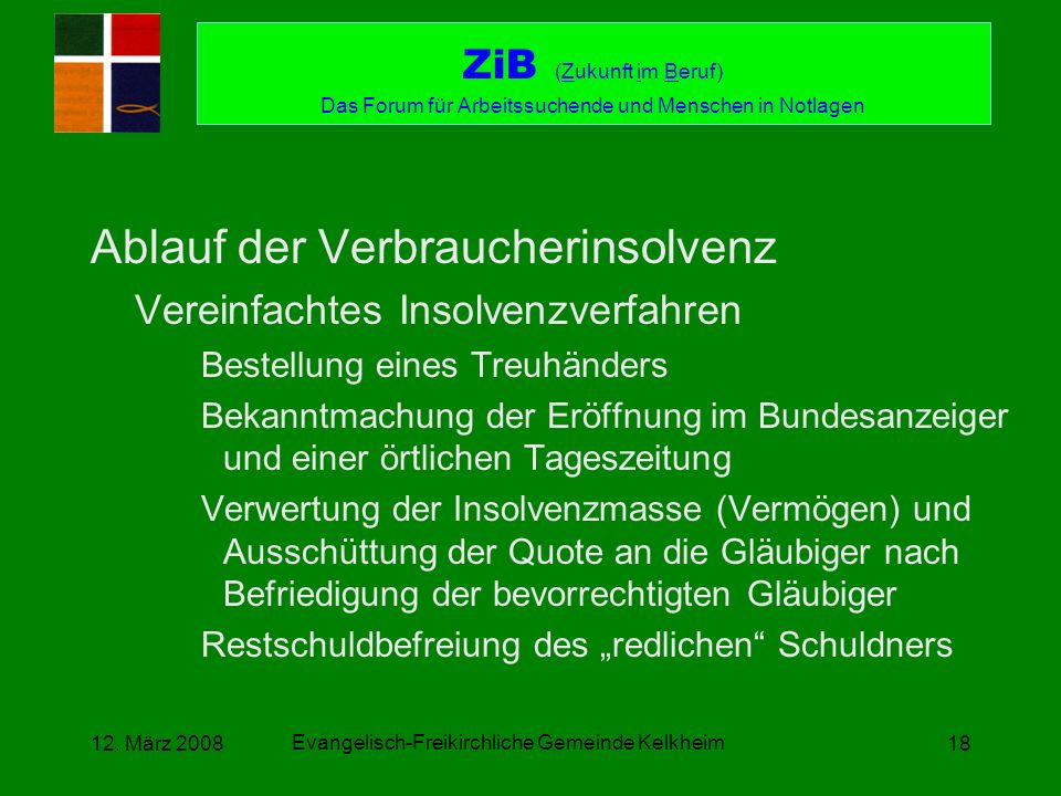 Evangelisch-Freikirchliche Gemeinde Kelkheim